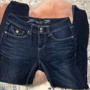 Seven7 Legging Jeans